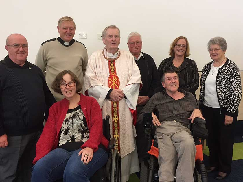 St John of God Halswell Chaplain and Caregivers
