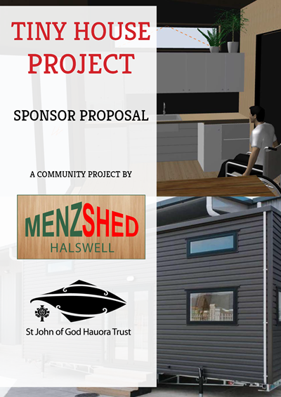 Tiny Home Sponsor Proposal